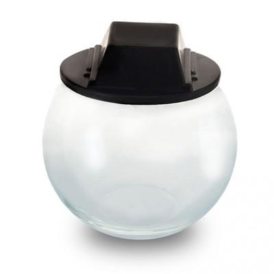Аквариум круглый (маленький) с лампой