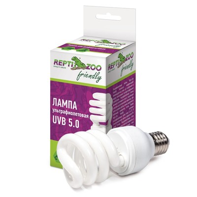 Лампа «Friendly» (UVB 5.0)